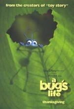 Bir Böceğin Yaşamı (1998) afişi