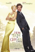 Bir Erkek 10 Günde Nasıl Kaybedilir? (2003) afişi