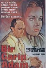 Bir Garip Adam. (1965) afişi