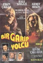 Bir Garip Yolcu (1972) afişi