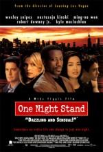 Bir Gecelik Aşk (1997) afişi