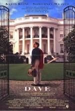 Bir Günlük Başkan (1993) afişi