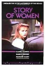 Bir Kadın Meselesi (1988) afişi