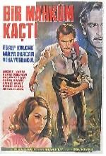 Bir Mahkum Kaçtı (1968) afişi