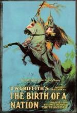 Bir Ulusun Doğuşu (1915) afişi