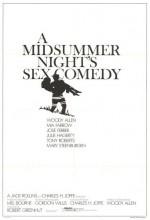 Bir Yaz Gecesi Rüyası (1982) afişi