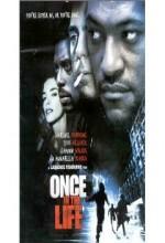 Bir Zamanlar Hayat (2000) afişi