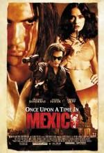 Bir Zamanlar Meksika'da (2003) afişi