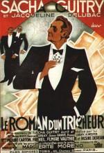 Bir üçkağıtçının Anıları (1936) afişi