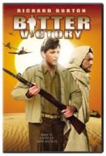 Bitter Victory (1957) afişi
