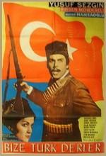 Bize Türk Derler (1965) afişi