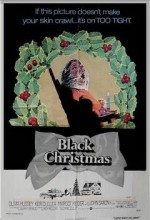Black Christmas (1975) afişi