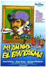 Blackbeard's Ghost (1968) afişi