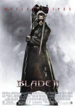 Blade 2 (2002) afişi