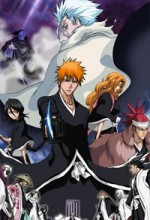 Bleach: The Diamonddust Rebellion (2007) afişi