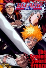 Bleach - The Sealed Sword Frenzy (2006) afişi