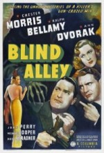 Blind Alley (1939) afişi