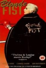 Blonde Fist (1991) afişi