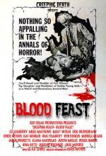 Blood Feast (1963) afişi