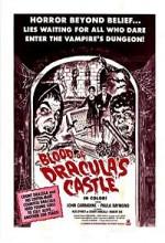 Blood Of Dracula's Castle (1969) afişi