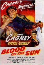 Blood On The Sun (1945) afişi