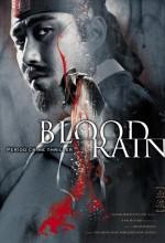 Blood Rain (2005) afişi