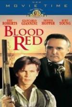 Blood Red (1989) afişi