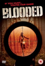 Blooded (2011) afişi