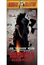 Bloodfist V: Human Target (1994) afişi