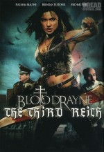 Bloodrayne: The Third Reich (2011) afişi