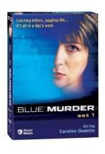 Blue Murder (2003) afişi