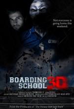 Boarding School 3d (2010) afişi