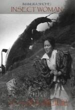 Böcek Kadın (1963) afişi