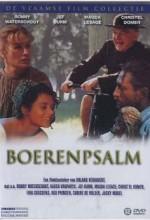 Boerenpsalm (1989) afişi