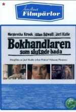 Bokhandlaren Som Slutade Bada (1969) afişi