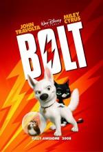 Bolt (2008) afişi