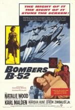 Bombardıman Uçağı B-52 (1957) afişi
