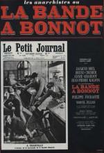 Bonnot's Gang (1969) afişi