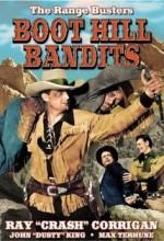 Boot Hill Bandits (1942) afişi