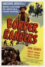 Border Rangers (1950) afişi