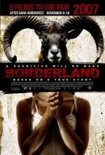 Sınır Bölgesi (2007) afişi