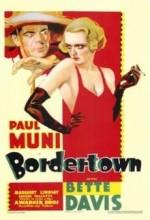 Sınır Ötesi (1935) afişi