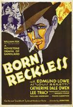 Born Reckless (1930) afişi