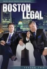 Boston Legal (2004) afişi
