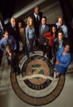 Boston Public (2001) afişi
