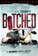 Botched (2007) afişi