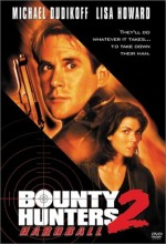 Bounty Hunters 2: Hardball (1997) afişi