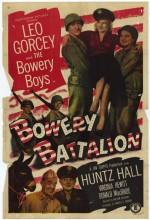 Bowery Battalion (1951) afişi