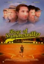 Boys Of Summerville (2008) afişi
