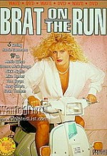Brat On The Run (1987) afişi